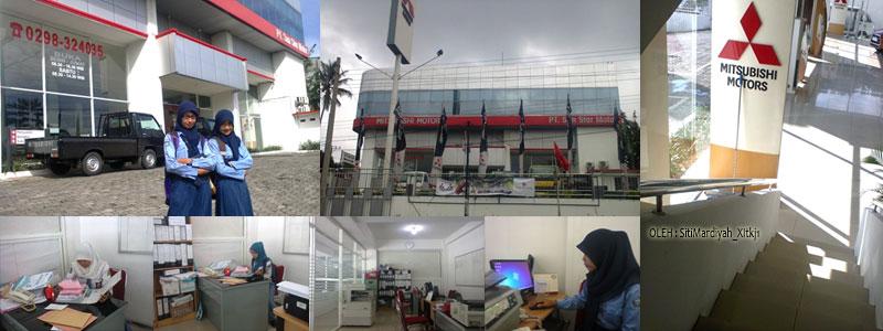 Dunia Kerja Di PT. SUN STAR MOTOR Salatiga by Siti Mardiyah