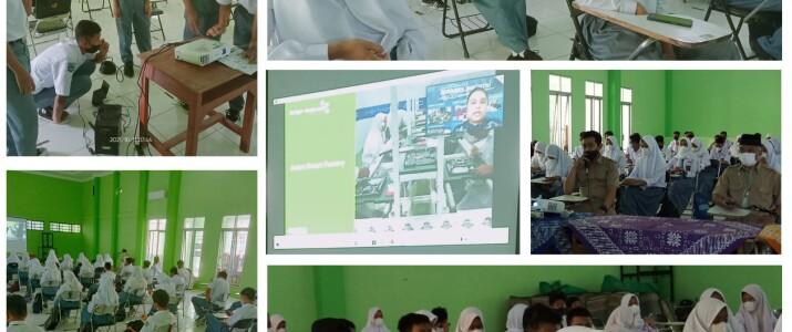 Axioo Mengajar Guru Tamu dari Industri – Rahman Falentinus. ATS, C.H